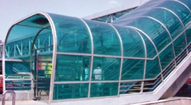 供应雨棚,车棚-河源市古时玻璃钢科技有限公司
