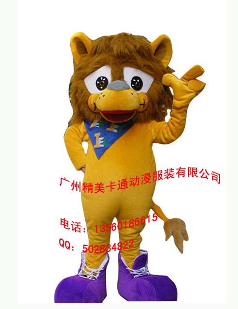供应动物服装演出服表演服装人偶服装
