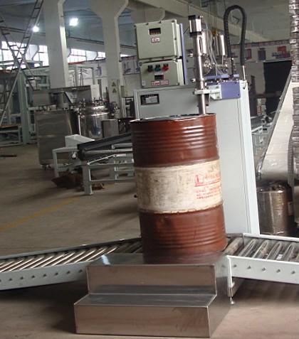 润滑油大桶灌装机-无锡市德瑞包装设备制造有限公司