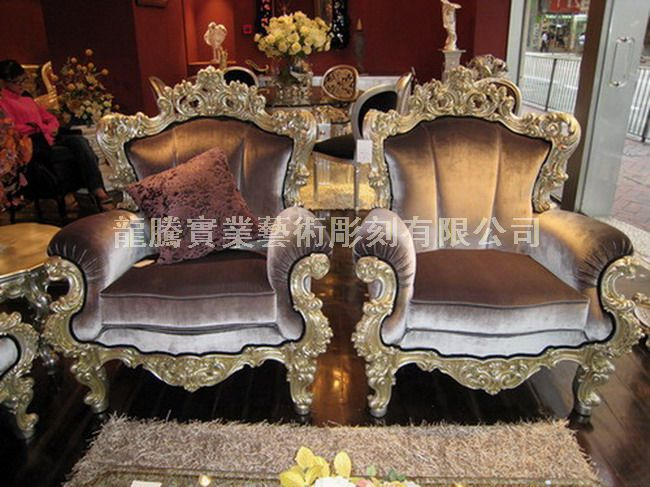 供应欧式沙发 豪华沙发 别墅沙发 酒店沙发 宫廷沙发
