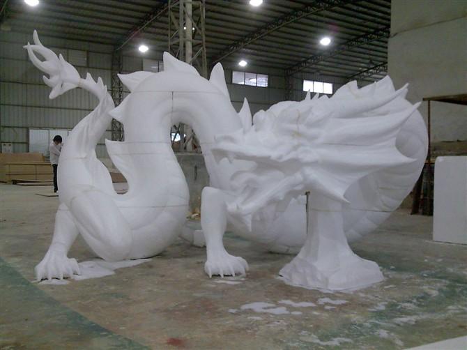 供应佛山泡沫雕塑,泡沫卡通人物雕塑制作
