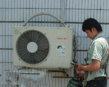 东营空调移机-东营万通空调安装维修服务中心