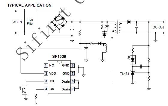 电路 电路图 电子 原理图 560_354