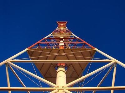 火炬钢结构安装通用施工工艺