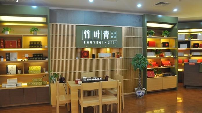 供应成都茶叶店装修设计/专业茶叶专卖店装修设计