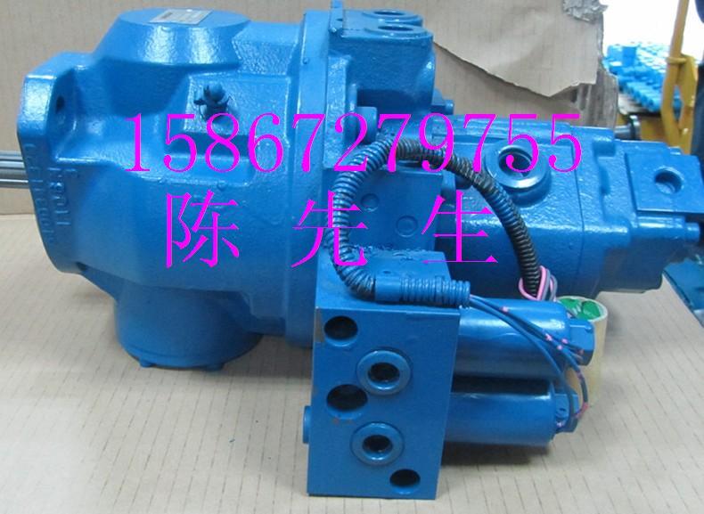 我们开发的力士乐a4vg,a4vt,a10vg补油泵填补了国内混凝土泵车液压泵图片