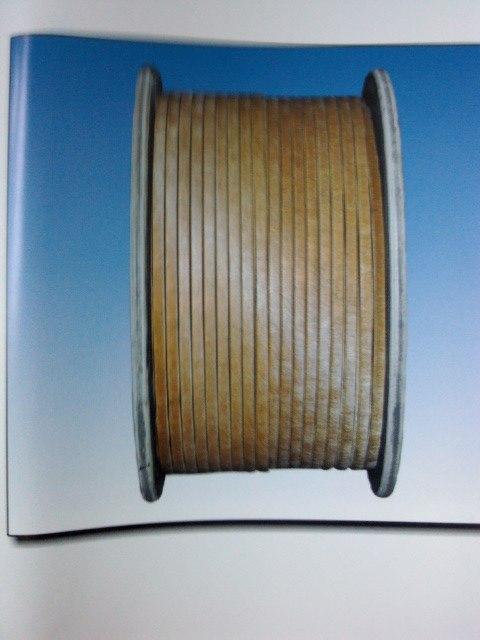 玻璃丝包扁圆铜铝线