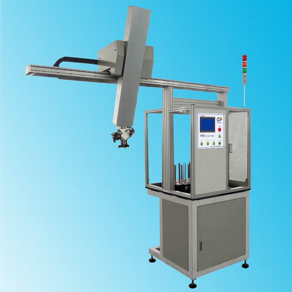 数控车床机械手,三轴五轴六轴机械手,数控机床自动化解决方案
