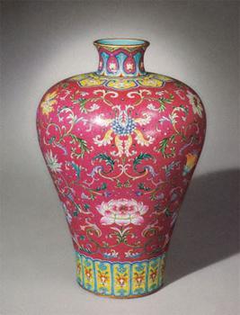 国内乾隆粉彩瓷器权威鉴定机构,乾隆粉彩瓷器拍卖行情