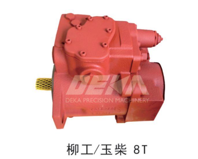 DEKA品牌液压件现货销售:液压泵、回转液压马达、行走马达、减速机、多路阀、提升器、齿轮泵、阀类、密封件等工程机械配件挖机配件产品。   高品质液压泵总成件有适用于以下机型:神钢SK135系列、SK140系列、SK200系列、SK210系列、SK220系列、SK230系列、SK250系列、SK260系列、SK320系列、SK330系列、SK350系列、SK450系列、SK460系列;大宇DH225系列、DH220系列、住友SH200系列、SH240系列、SH350系列、SH450系列;加藤HD700系列、