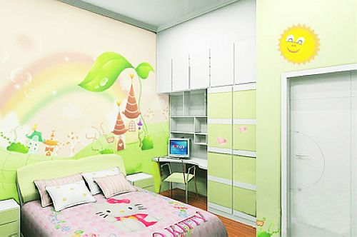 供应儿童房彩绘报价|儿童房墙体彩绘厂家|便宜的古建彩绘|朝阳睿智