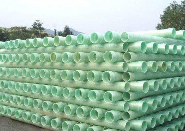 安徽玻璃钢夹砂管道|合肥玻璃钢电缆保护管|河南玻璃钢管道图片