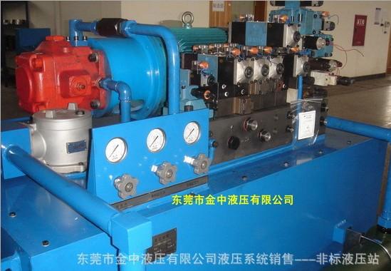 供应山东液压系统|液压泵站|液压站生产厂家|液压系统图片