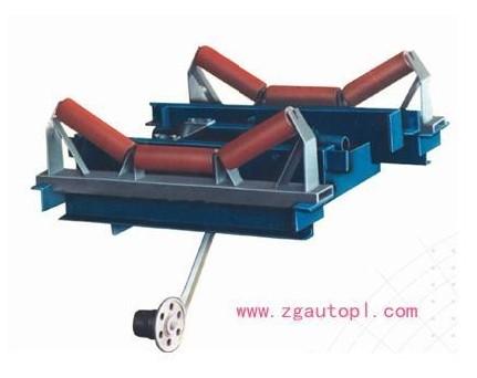 系列电子皮带秤,秤架结构简单,紧凑,刚度大,稳固性好,耳轴支承,安装