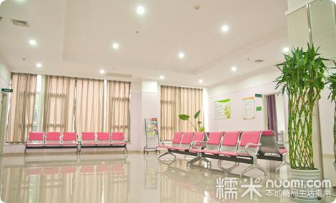 医院手术室装修设计 医院门厅设计装修 昂渤 四川昂渤装饰设高清图片