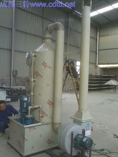 成都废气处理塔-成都三特玻璃钢防腐科技有限公司