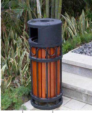 上海分类垃圾桶厂家(振兴)户外垃圾桶设计三分类垃圾