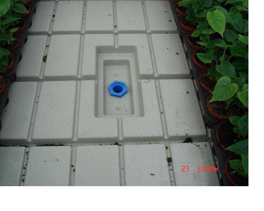 供应潮汐灌溉设施潮汐进水排水盘