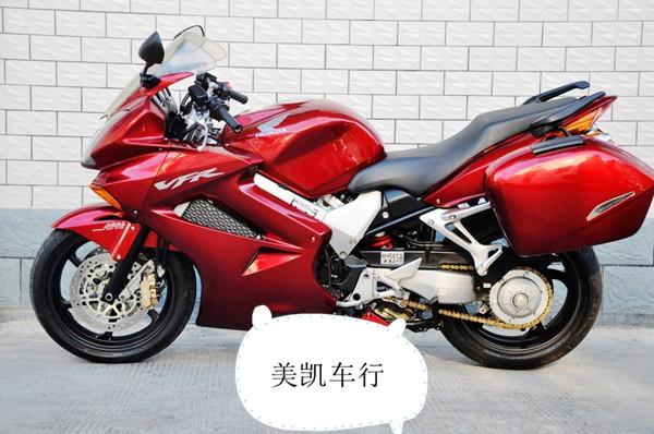 本田VFR800 本田摩托车 本田摩托车报价图片