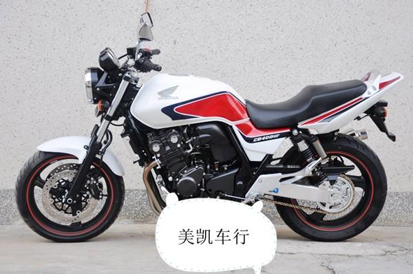 本田CB400 本田摩托车报价图片