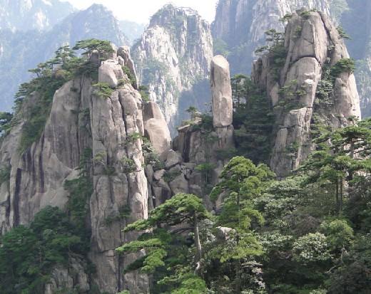 深圳旅行社安徽黄山仙境
