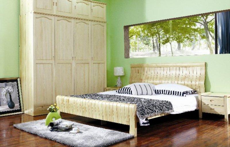 【香柏世家】 款式新颖 价格适 香柏世家松木儿童床/十大品牌双层床