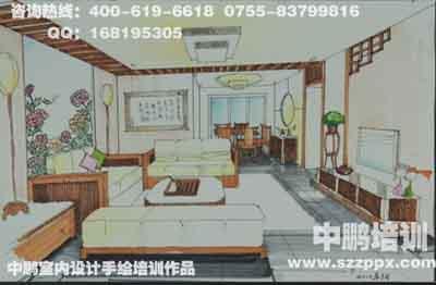深圳设计手绘培训机构