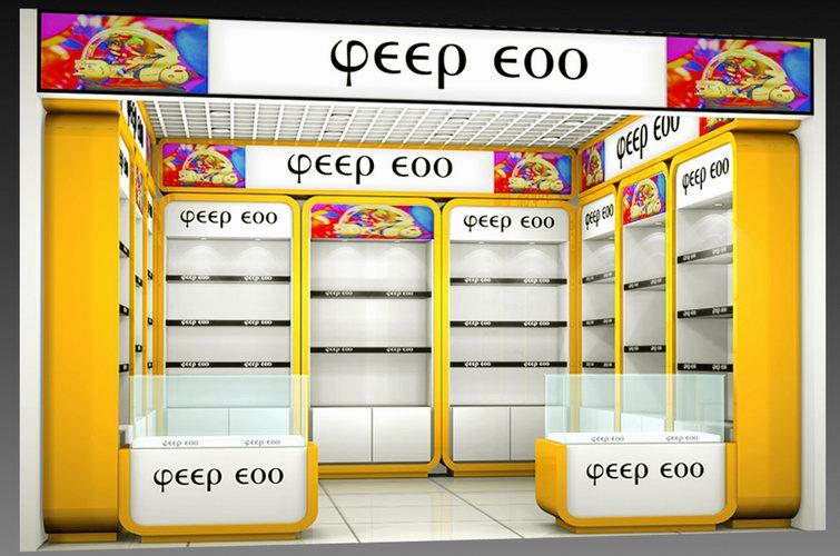 玩具店展柜玩具店柜台玩具店展示柜北京儿童玩具展柜儿童玩具店面设计