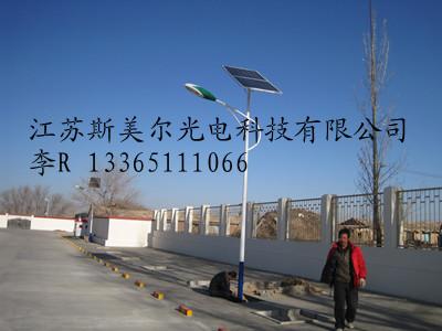 太阳能路灯已成为现在城市及新农村建设不可缺少的道路照明设备,为