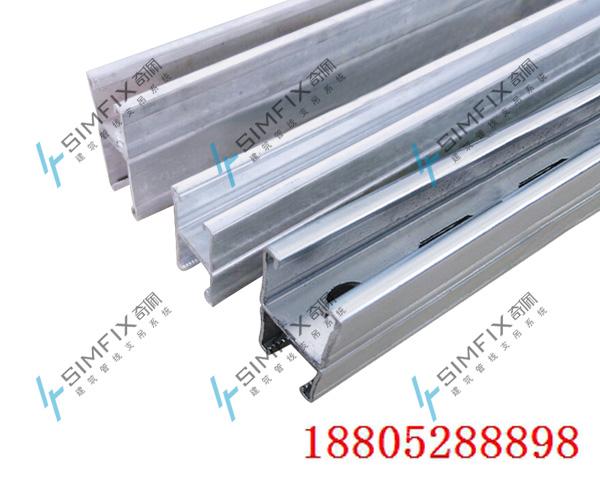 广泛用于钢结构建筑的檩条,墙梁,可替代建筑工程吊装中的传统角钢,也