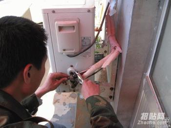 家用空调收氟方法图解