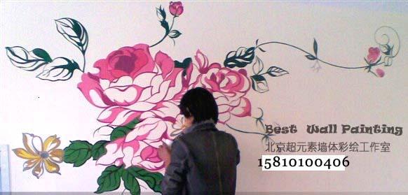 墙画|手绘墙图片|手绘墙素材|