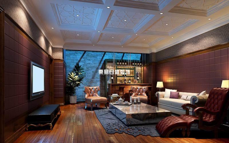 中国家庭普通房内装饰图片 欧式风格
