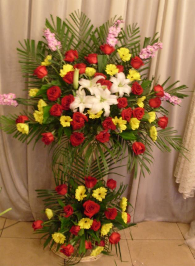 庆典花蓝-福州送花