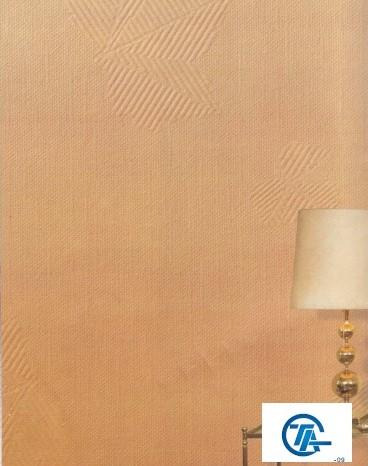 ta壁布的原材料取材于软玻璃,经过高温受热采用特殊的拉丝工艺