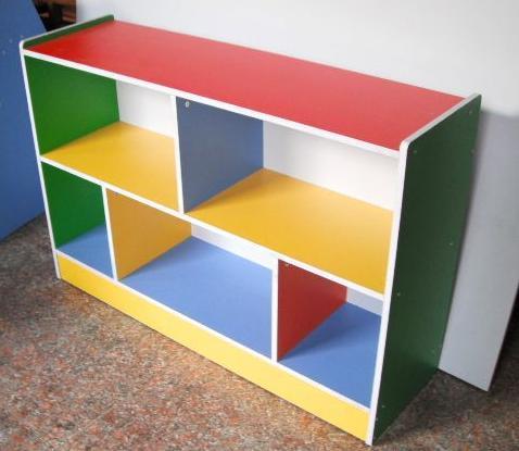 幼儿园自制书架纸箱-纸箱自制儿童绘本书架_旧纸箱改造自制书架_幼儿