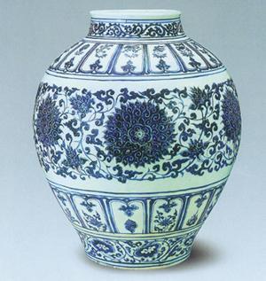 明代洪武青花瓷器的收藏鉴定如何