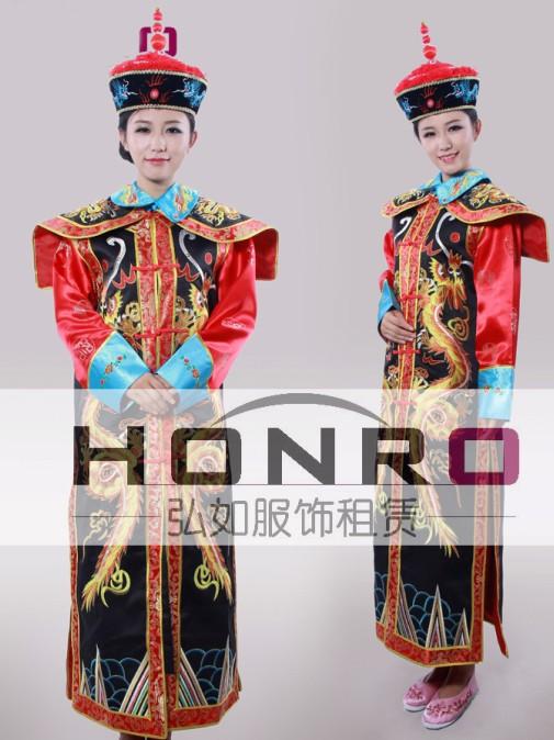 装出售丨杨浦区清朝皇后服装定制丨妃子服装定制