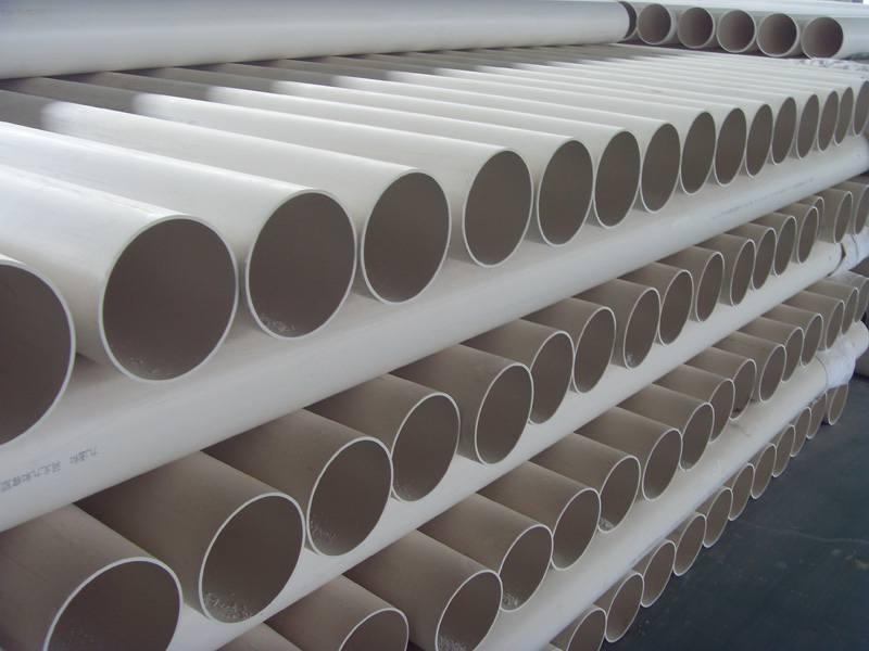 供应upvc实壁排水管,压力雨水管,110pvc排水管,pvc给水管