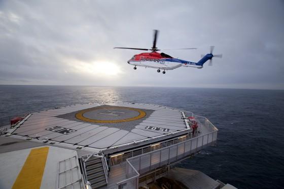 供应直升机停机坪