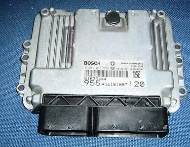 速腾油泵继电器位置图