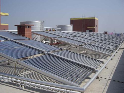 如何正确安装太阳能热水器
