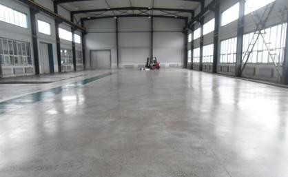 地坪建材公�_山东斯泰普力高新建材有限公司生产的金刚砂耐磨地坪材料已成功为上