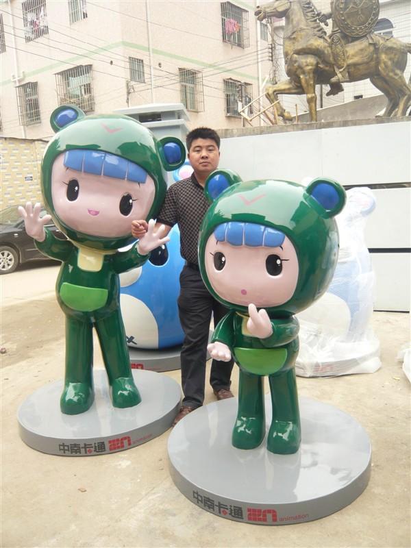泡沫雕塑 福州泡沫雕塑