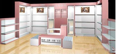 饰品,珠宝,办公家具,品牌专卖店,企业形象设计制作的专业化展柜设计图片