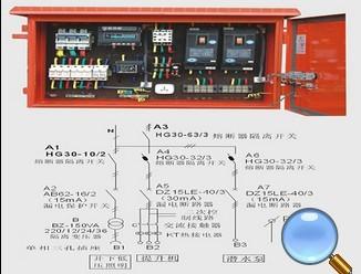 1,建筑施工电箱,高低压配电柜(承接非标电箱定做)