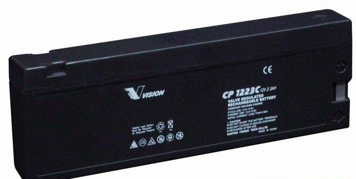 供应迈瑞监护仪电池CP1223C高清图片