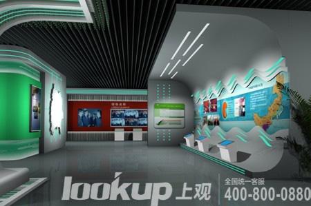 供应多媒体展厅互动设计方案 打造高科技展览展示图片