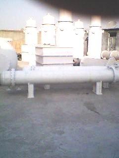 山东新星 石墨改性聚丙烯列管式换热器 冷凝器 化工设备
