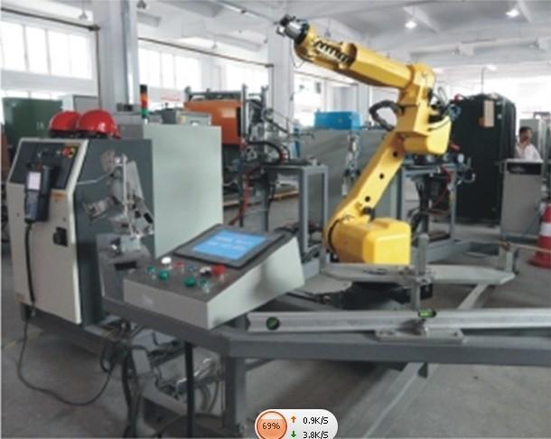供应自动焊接设备适用于汽车空调管路